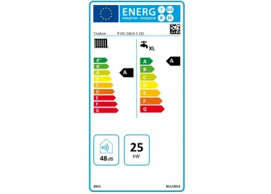Caldera de gas EcoCompact VCS 266/4-5 150