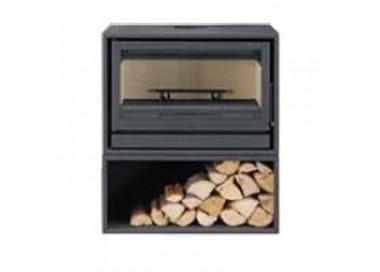 Estufa de leña Greenheiss Back Box Basic