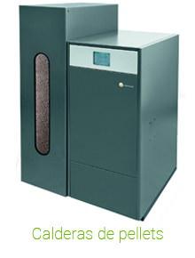 Venta de calderas de gas estufas de pellets y m s para tu for Caldera de pellets para radiadores