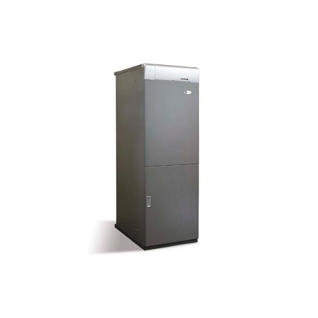 Caldera de gasoil Domusa MCF 40 HDX E con Kit SRX2 con acumulador 130l.