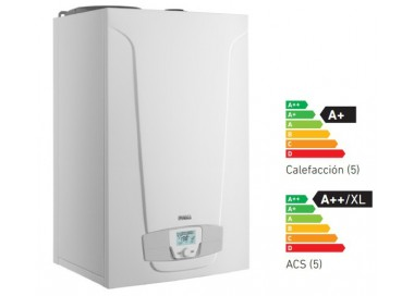 Caldera de gas Baxi Platinum Duo Plus 24 AIFM