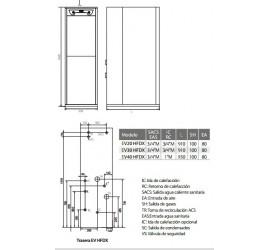 Caldera de gasoleo Domusa Evolution EV 40 HFDX