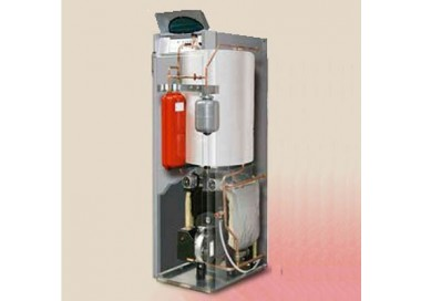 Caldera de gasoil Lasian Climatronic AV 30 Depósito en acero inoxidable