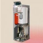 Caldera de gasoil Lasian Climatronic AV 40 Depósito de acero inoxidable
