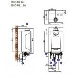 Caldera de gas De Dietrich Naneo EMC-M 24/28 MI NAT