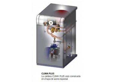 Caldera de gasoil Domusa Clima PLUS H