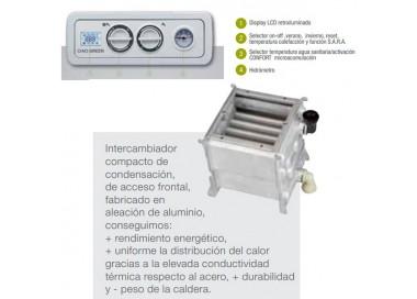 Caldera de condensacion Beretta Ciao GREEN 25 R.S.I.