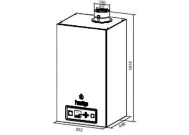 Caldera de condensación ACV Prestige 24 Solo