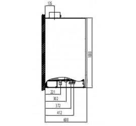 Caldera de condensación ACV Prestige 120 Solo