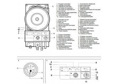 Caldera eléctrica BaxiRoca CML 10