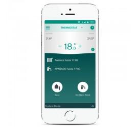 Termostato inalámbrico WiFi Vaillant vSMART mobil
