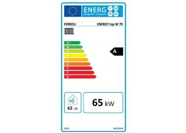 Caldera de condensación Ferroli ENERGY Top W 70