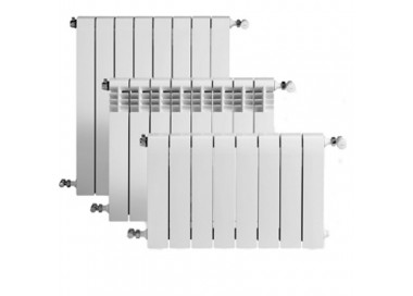 Radiador de aluminio BaxiRoca Dubal 30