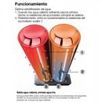 Termo eléctrico Fleck Duo7 80 EU