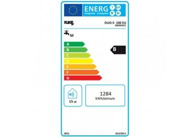 Termo eléctrico Fleck Duo5 100 EU
