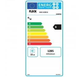 Termo eléctrico Fleck Elba 80 EU