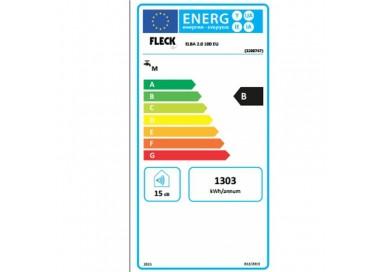 Termo eléctrico Fleck Elba 100 EU