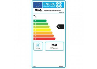 Termo eléctrico Fleck TH STE 200 UE