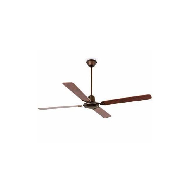 Ventilador de techo Faro Malvinas marrón