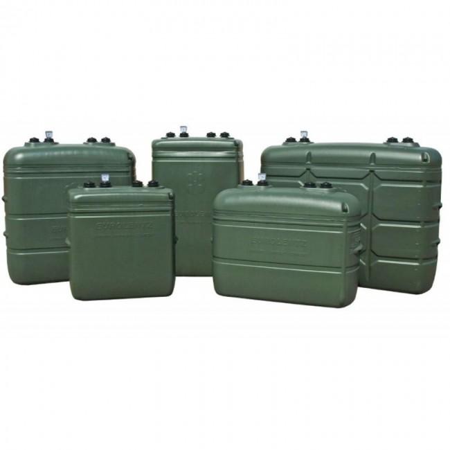 Depósito de gasoil Sotralentz Confort Verde 1000 L.