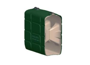 Depósito de gasoil Sotralentz Confort Verde 1500 L.