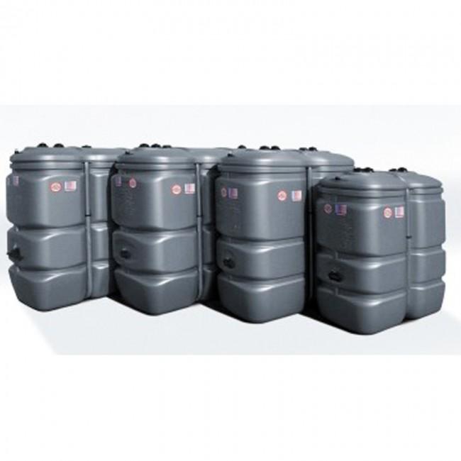 Dep sito de gasoil sh tz tank in tank pl stico 1000 litros for Depositos de plastico