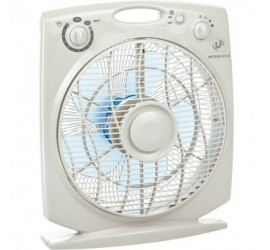 Ventilador Box Fan S&P METEOR ES N