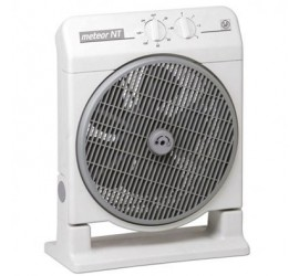 Ventilador Box Fan S&P METEOR NT