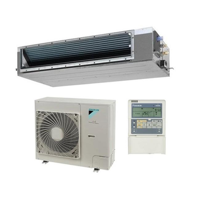 Aire acondicionado por conductos daikin adeqs71c for Aire acondicionado por conductos panasonic