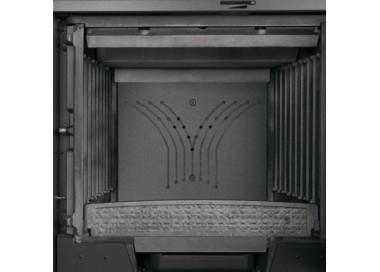 Estufa de leña Nordica Wanda Classic Evo