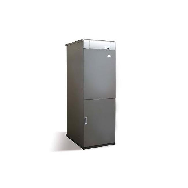 Caldera de gasoil Domusa MCF 30 HDX con Kit SRX1 con acumulador 130l.