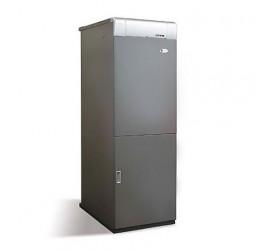 Caldera de gasoleo Domusa MCF 30 HDX con Kit SRX1 con acumulador 100l.