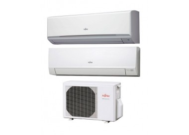 Aire Acondicionado Fujitsu 2x1 con externa AOY71Ui-MI3+ ASY 25 MI-LM+ASY 50 Ui-MI