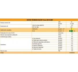 Caldera de gasoil Ferroli Silent D Eco 30 SI UNIT