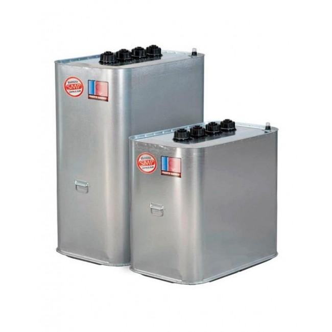Depósito de gasoil Schütz doble capa galvanizado 700 L