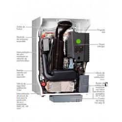 Caldera de gas De Dietrich Naneo EMC-M 30/35 MI NAT