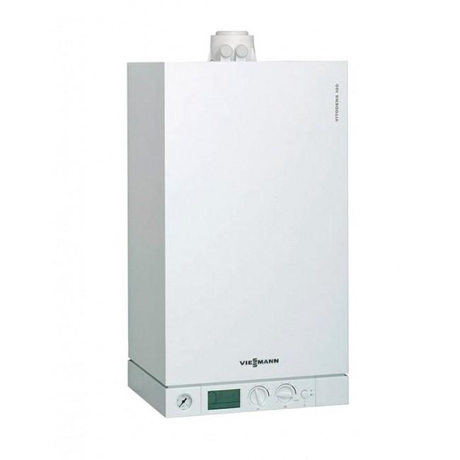 Caldera de condensación Viessmann Vitodens 100 W B1KA 26 Kw