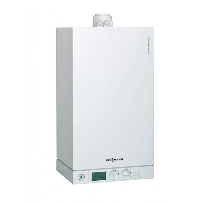 Caldera de condensación Viessmann Vitodens 100-W B1KA 35 kW
