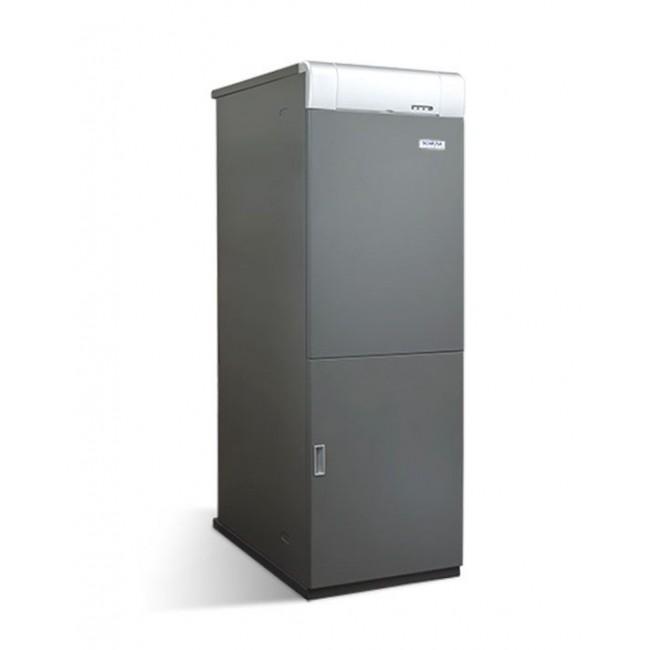 Caldera de gasoil Domusa MCF 30 HDXV E con Kit SRX2 con acumulador 100l.