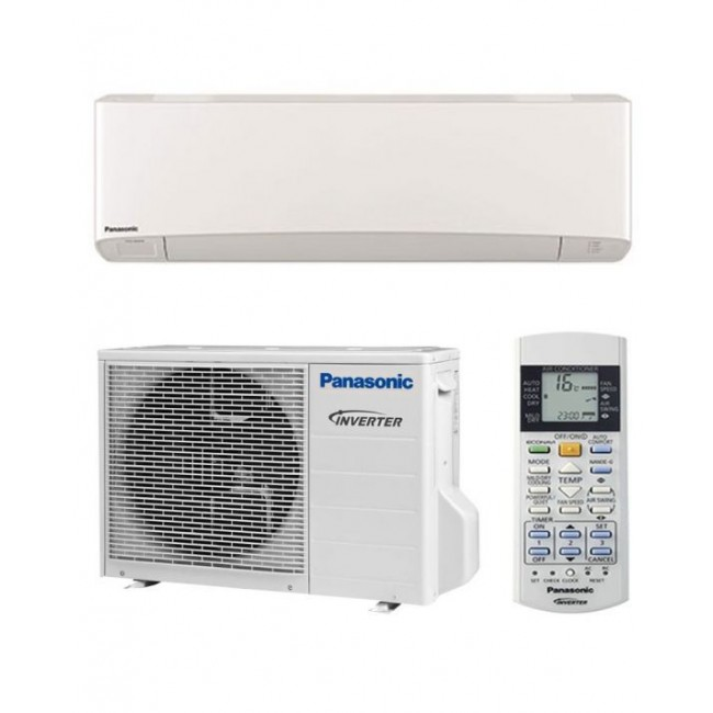 Aire acondicionado Panasonic 1x1 Etherea KIT-E9-SKEM