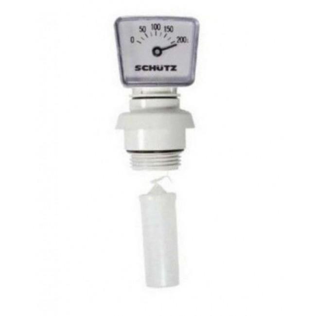 Medidor de nivel Schütz MT200 + seta de ventilación