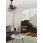 Ventilador de techo Faro Keiki marrón