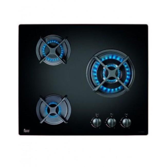 Placa Cristal Gas Teka HF LUX 60 3G AI AL TR CI