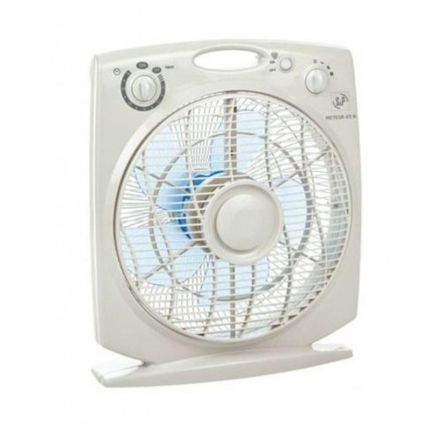 Ventilador Box Fan S&P METEOR ES N