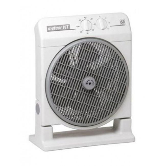 Ventilador Box Fan S&P METEOR NT