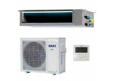 Aire Acondicionado de conductos Baxi Nanuk RZGD120
