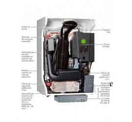 Caldera de gas condensación De Dietrich Naneo EMC-M 24/28 MI NAT