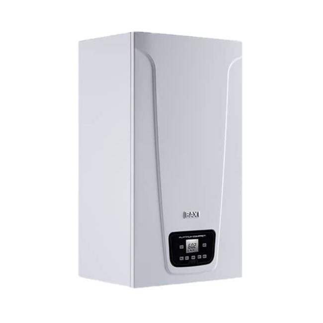 Caldera de gas de condensación Baxi Platinum Compact 26/26 F ECO