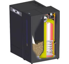 Depósito de reserva con ACS Domusa HTP 100-150