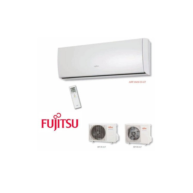 Aire Acondicionado Fujitsu ASY 25 Ui LT